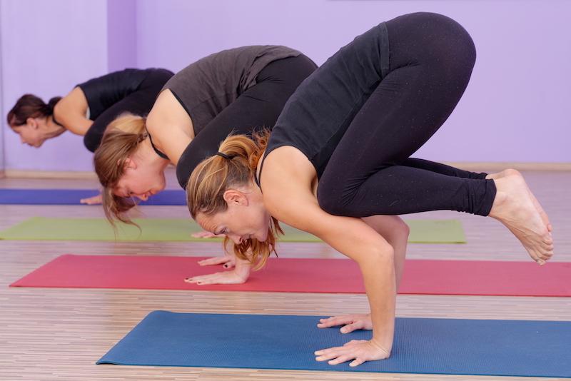 Yoga Avancé – Cours collectif