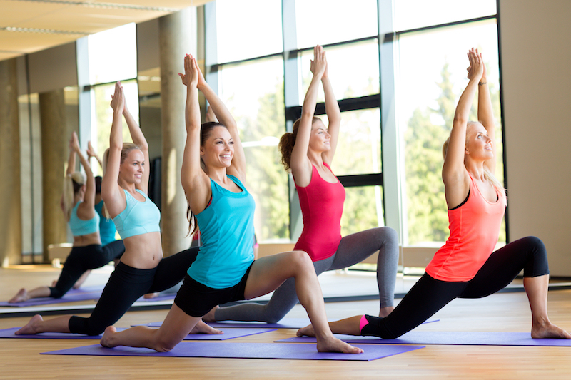 Yoga Débutant – Cours collectif