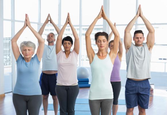 Yoga Doux – Cours collectif