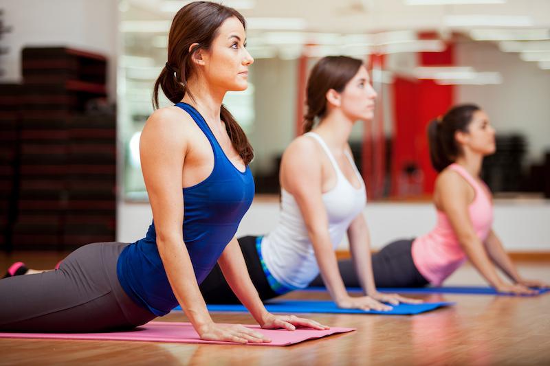 Yoga Intermédiaire – Cours collectif