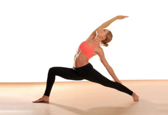 Vinyasa Yoga – Tous niveaux avec Zoe
