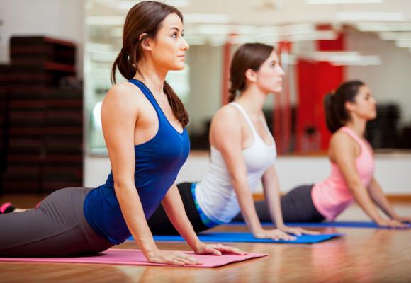 Yoga Niveau 1 -2 – Cours collectif