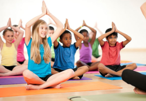 Yoga Kid – Cours collectif